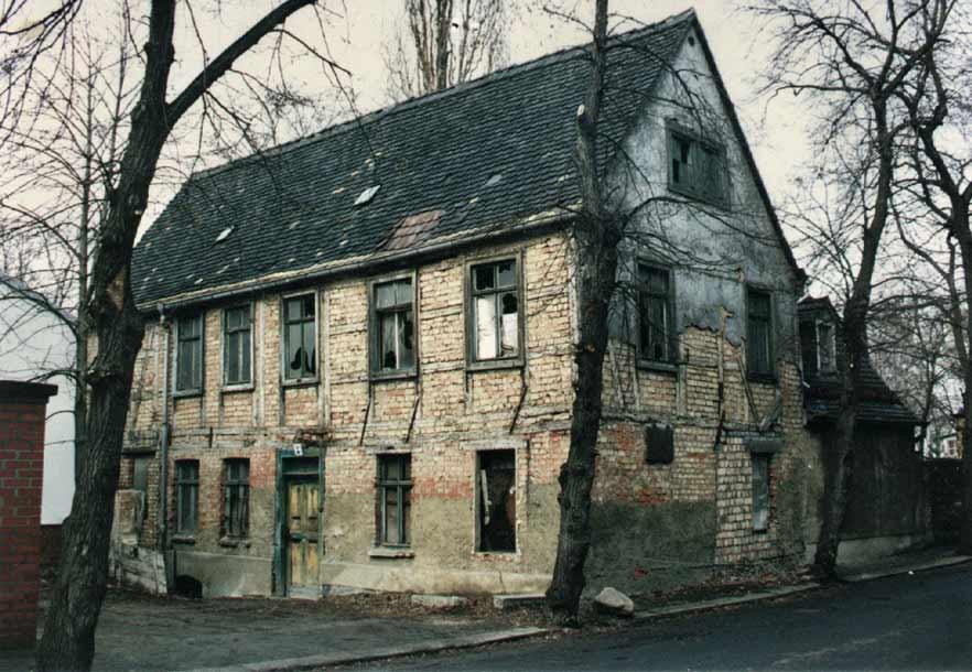 Geyserhaus Ende 80er